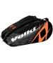 Volkl Team Combi 6-Pack Bag (Black / Orange) - Volkl Tennis Bags