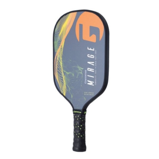 Gamma Mirage Poly Core Pickleball Paddle (Orange)