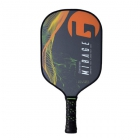 Gamma Mirage Poly Core Pickleball Paddle (Orange) - Pickleball Paddles