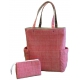 40 Love Courture Orange Weave Emma Tote - 40 Love Courture Tennis Bags
