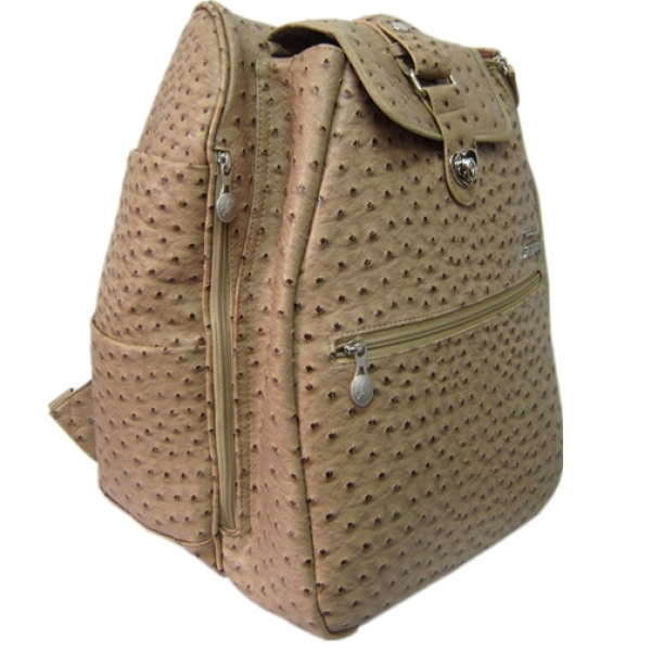 Jet Ostrich Camel Cooljet Tennis Bag