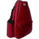 Jet Ostrich Crimson Small Sling - Jet Small Sling Tennis Bags