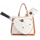 Court Couture Vintage Karisa Monogram Tennis Bag - Court Couture Karisa Tennis Totes