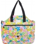 Jet Flower Power White  Tote - Jet  Tennis Bags
