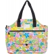 Jet Flower Power White  Tote - Tennis Bags on Sale