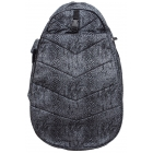 Jet Dark Grey Snake Two Strap Backpack - Jet Deluxe Large Tennis Bags