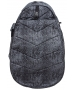 Jet Dark Grey Snake Two Strap Backpack - Womens Bags