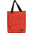 Maggie Mather  Tote (Orange) - Tennis Tote Bags