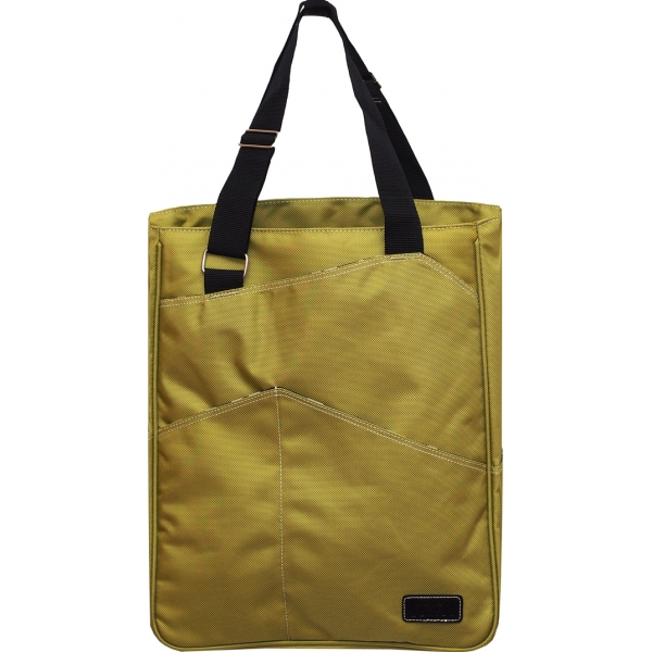 Maggie Mather Tennis Tote (Macaw Green)