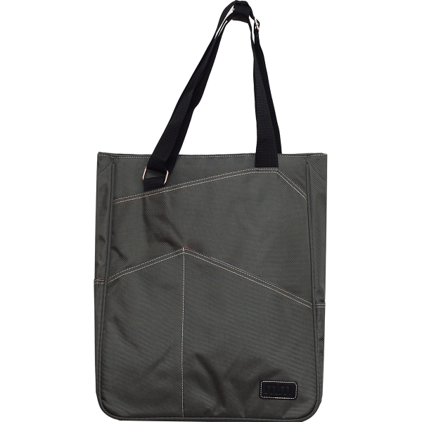 Maggie Mather Tennis Tote (Pewter)