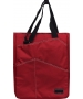 Maggie Mather Tote (Red) - Maggie Mather Tennis Totes & Bags
