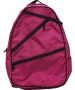 Maggie Mather Backpack (Berry) - Designer Tennis Backpacks