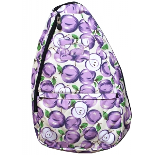 Jet Purple Apple Small Sling Bag