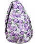 Jet Purple Apple Small Sling Bag - Tennis Sling Bag