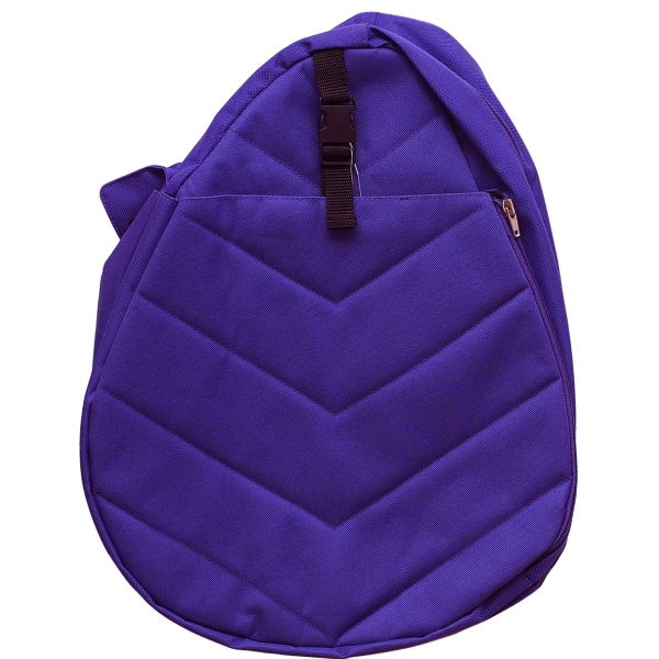 Jet Purple Junior Two Strap Backpack