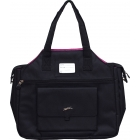 Jet Black Tennis Tote (no side pockets) - Jet Bag Sale