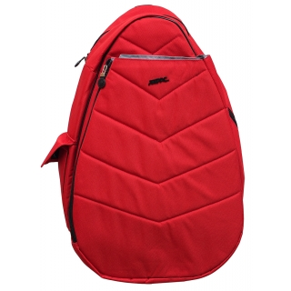 Jet Red Large Sling Tennis Bag