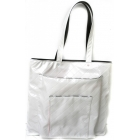 40 Love Courture White Quilt Paris Sack  Bag - 40 Love Courture Paris Sack Tennis Bags