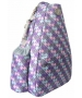 Jet Pastel Plaid Small Sling Convertible - Jet Tennis Bags