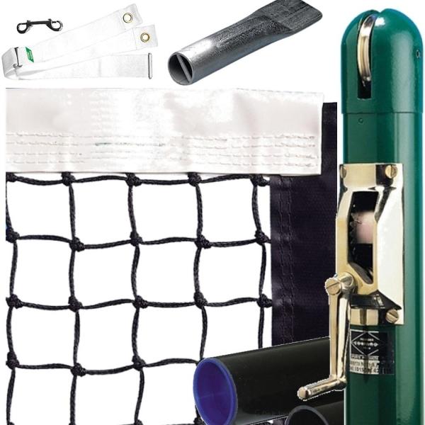 Basic Plus Pickleball Court Equipment Package