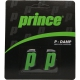 Prince P Dampener 2-Pack (Assorted Colors) - Tennis Accessories