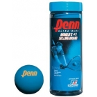 Penn Blue Racquetball Balls (36-Can) Case - Penn