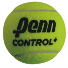 Penn Control+ Green Tennis Balls (3 Ball Can) - Junior Green Dot High-Visibility Training Tennis Balls