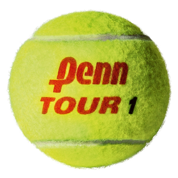Penn Tour Regular-Duty Felt Tennis Ball
