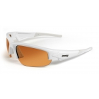 Maxx HD Dynasty 2.0 Sunglasses (White) - Tennis Accessory Brands