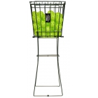 Oncourt Offcourt PickleHopper 60 Stand-Up Pickleball Basket - Pickleball Paddles, Balls, Bags and Court Equipment