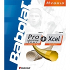 Babolat Hybrid Pro Hurricane Tour 16g / XCEL 16g (Set) - Tennis Gifts Under $25