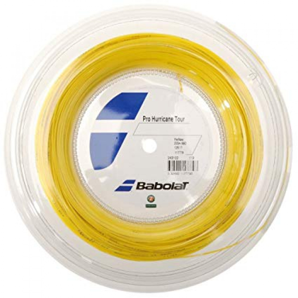 Babolat Pro Hurricane Tour 17G Tennis String (Reel)