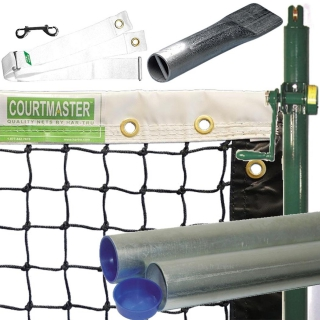 Luxury Pickleball Court Equipment Package