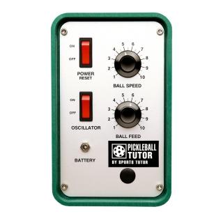 Pickleball Tutor Ball Machine Wireless Remote