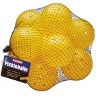 Tourna Outdoor Optic Yellow Pickleballs (12-Pack) - Pickleball Equipment Brands