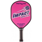 Pro-Lite Impact Graphite Paddle (Pink) - Tennis Court Equipment