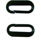 Plastic Snaphooks for Windscreens & Curtains #273 - Tennis Court Equipment