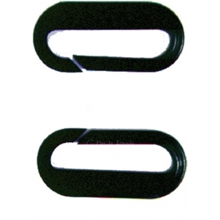 Plastic Snaphooks for Windscreens & Curtains #273