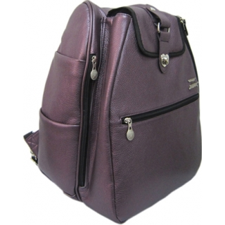 Jet Plum Cooljet Tennis Bag
