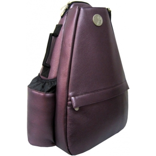 Jet Plum Small Sling Convertible