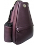 Jet Plum Small Sling Convertible - Jet Small  Convertible Tennis Bags