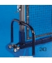 Portable Tennis Net Standard - Courtmaster Tennis Posts