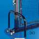 Portable Tennis Net Standard - Courtmaster Tennis Posts Tennis Equipment