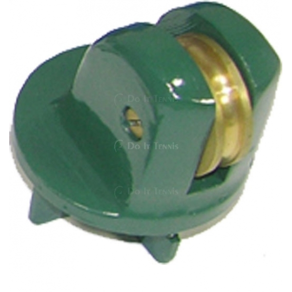 Post Cap with Pulley for 2 7/8 Inch Winder Side Post