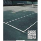 Pre Cut Tennis Court Cover #3541 - Court & Gym Covers