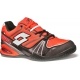 Lotto Men`s Stratophere Speed Tennis Shoes (Red/Warm Black) - Lotto