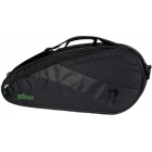Prince Carbon 3 Pack  Bag - Prince Carbon Collection Tennis Bags