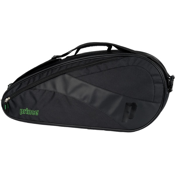 Prince Carbon 3 Pack Tennis Bag