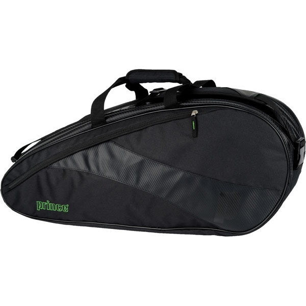 Prince Carbon 6 Pack Tennis Bag