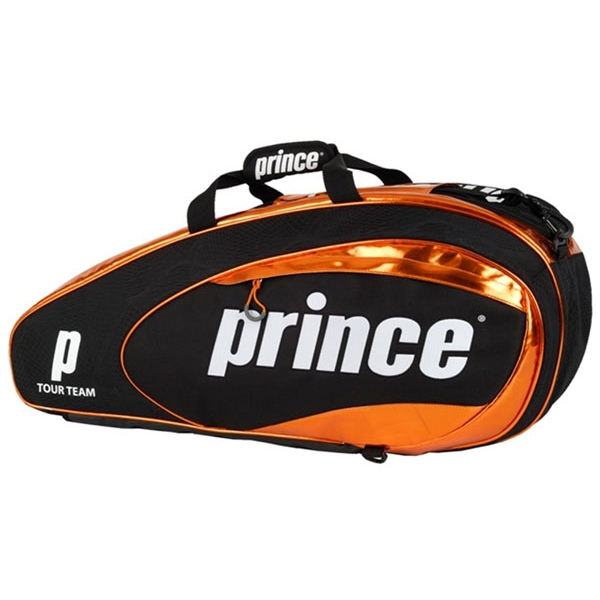 Prince EXO3 Tour Team Orange 6-Pack Tennis Bag